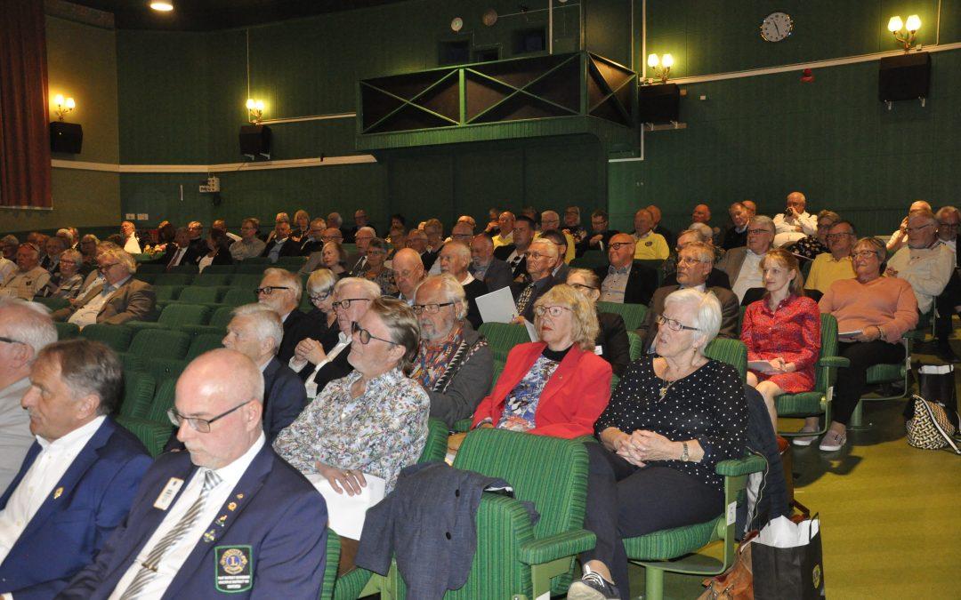 Distriktsmötet i Åseda – protokollet